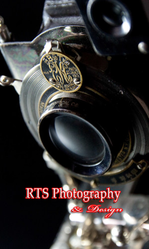 RTS Business Card Camera front